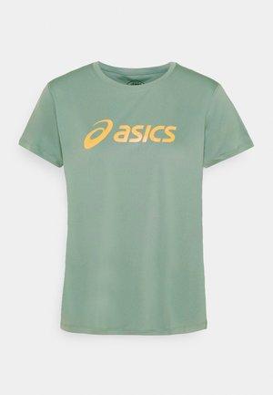 SAKURA  - Camiseta estampada - slate grey