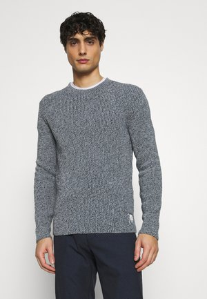 CREW NECK - Jumper - multi/deep dive