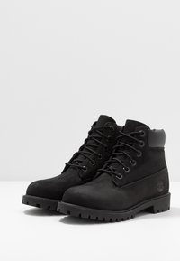Timberland - 6 IN PREMIUM WP BOOT - Veterboots - black - 3