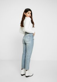 Dr.Denim Petite - NORA - Relaxed fit jeans - stone blue denim - 2