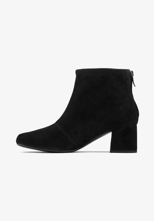 SHEER ZIP - Classic ankle boots - black