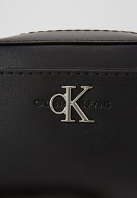 Calvin Klein Jeans - CAMERA BAG - Across body bag - black - 4