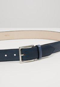 Giorgio 1958 - Belt - favo bouvier navy - 6