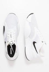 Nike Performance - SUPERREP GO - Zapatillas de entrenamiento - white/black/photon dust - 1