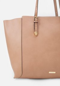 ALDO - SMOOTH - Tote bag - rugby tan - 4