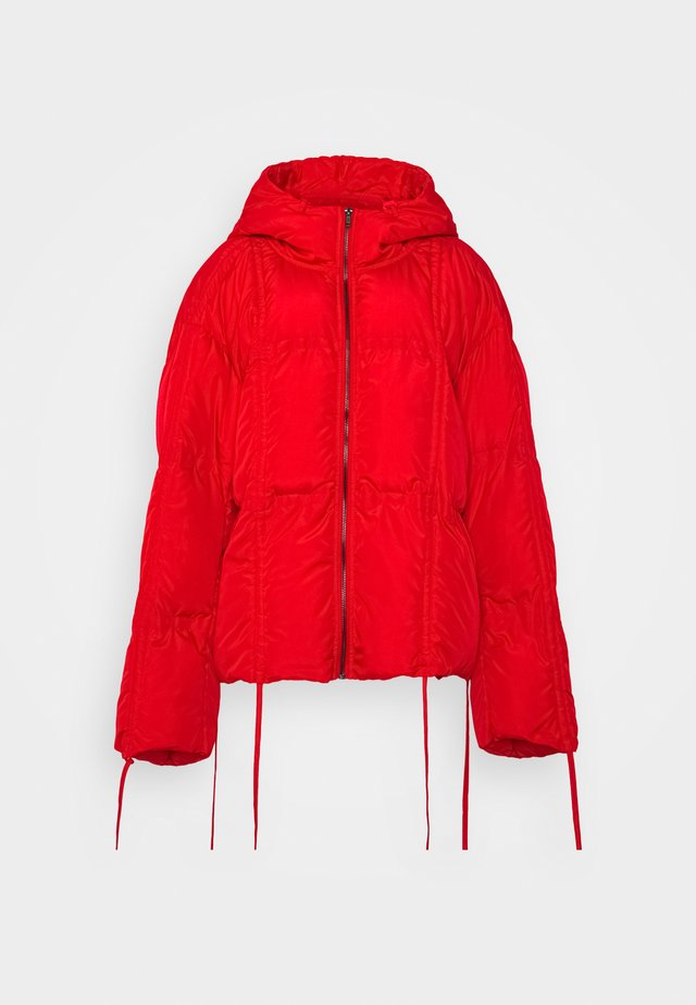 TAMARA JACKET - Vinterjakker - red