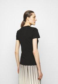 Proenza Schouler White Label - SOLID STRETCH - Print T-shirt - black - 2