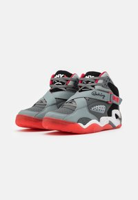 Ewing - ROGUE X ONYX - High-top trainers - grey/black/red - 1