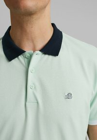 Esprit - FASHION - Polo shirt - pastel green - 3