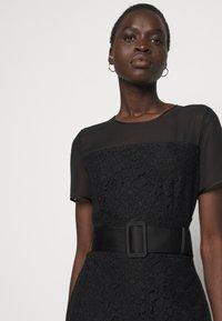 HUGO - KELACY - Shift dress - black - 4