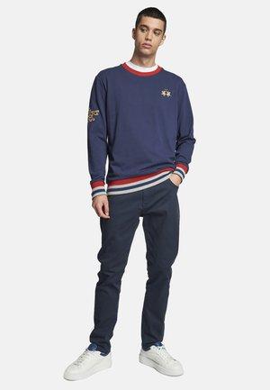 SEBINO - Sweater - Navy