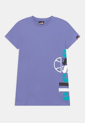 VOSCIOLA  - Jersey dress - purple