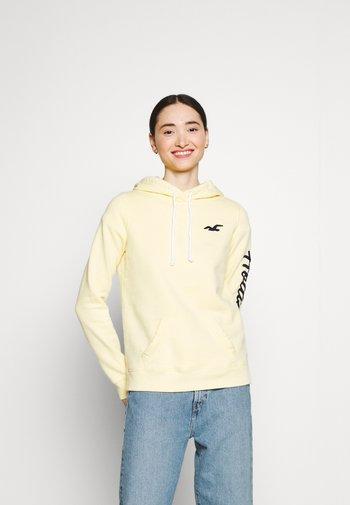 TECH CORE - Sweatshirt - yellow