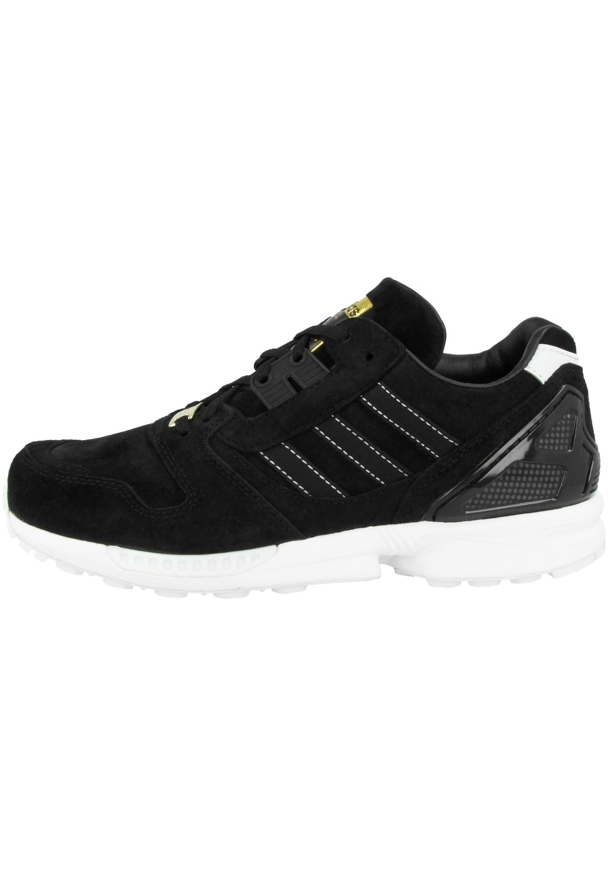Homme Baskets basses - core black-core black-footwear white