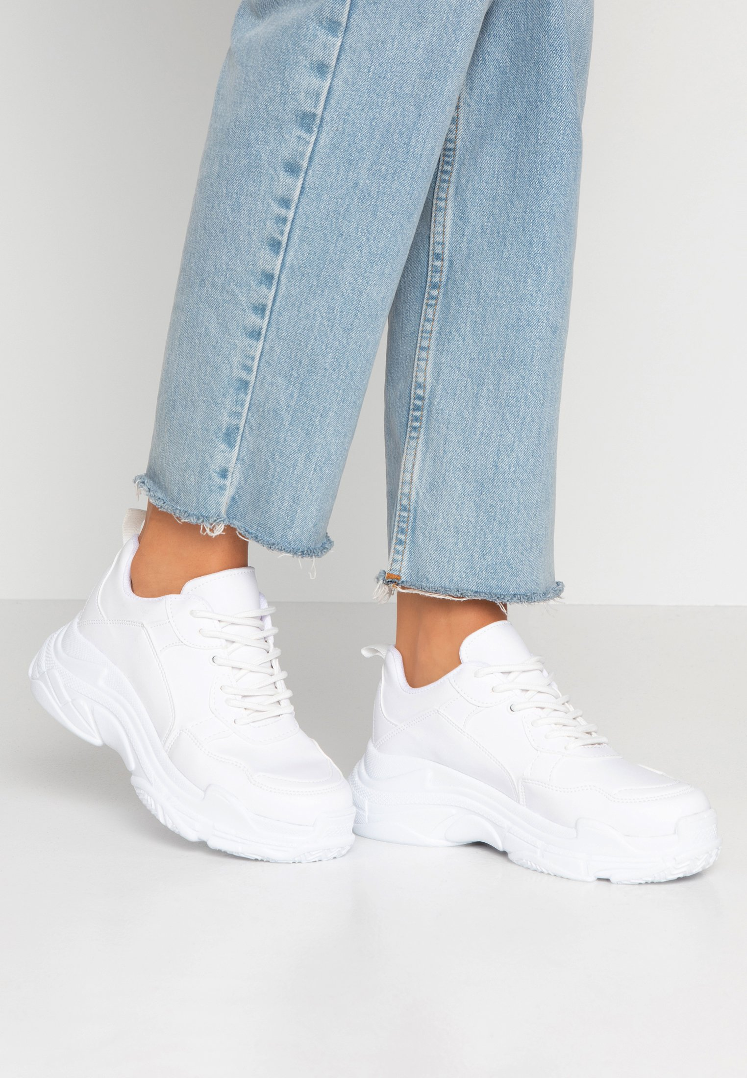 PERFECT CHUNKY Sneakers white
