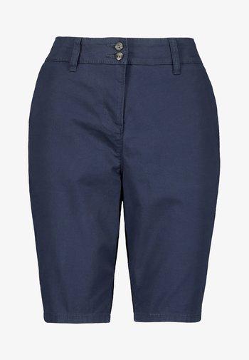 KNEE - Shorts - blue