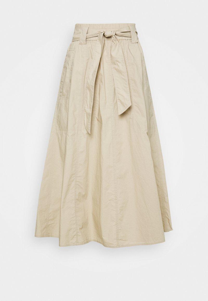 Marc Cain - A-line skirt - hazel wood