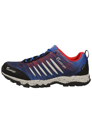 KASTINGER WANDERSCHUHE - Hiking shoes - royalblue 441