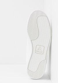 le coq sportif - COURTSET - Zapatillas - optical white/dress blue - 4