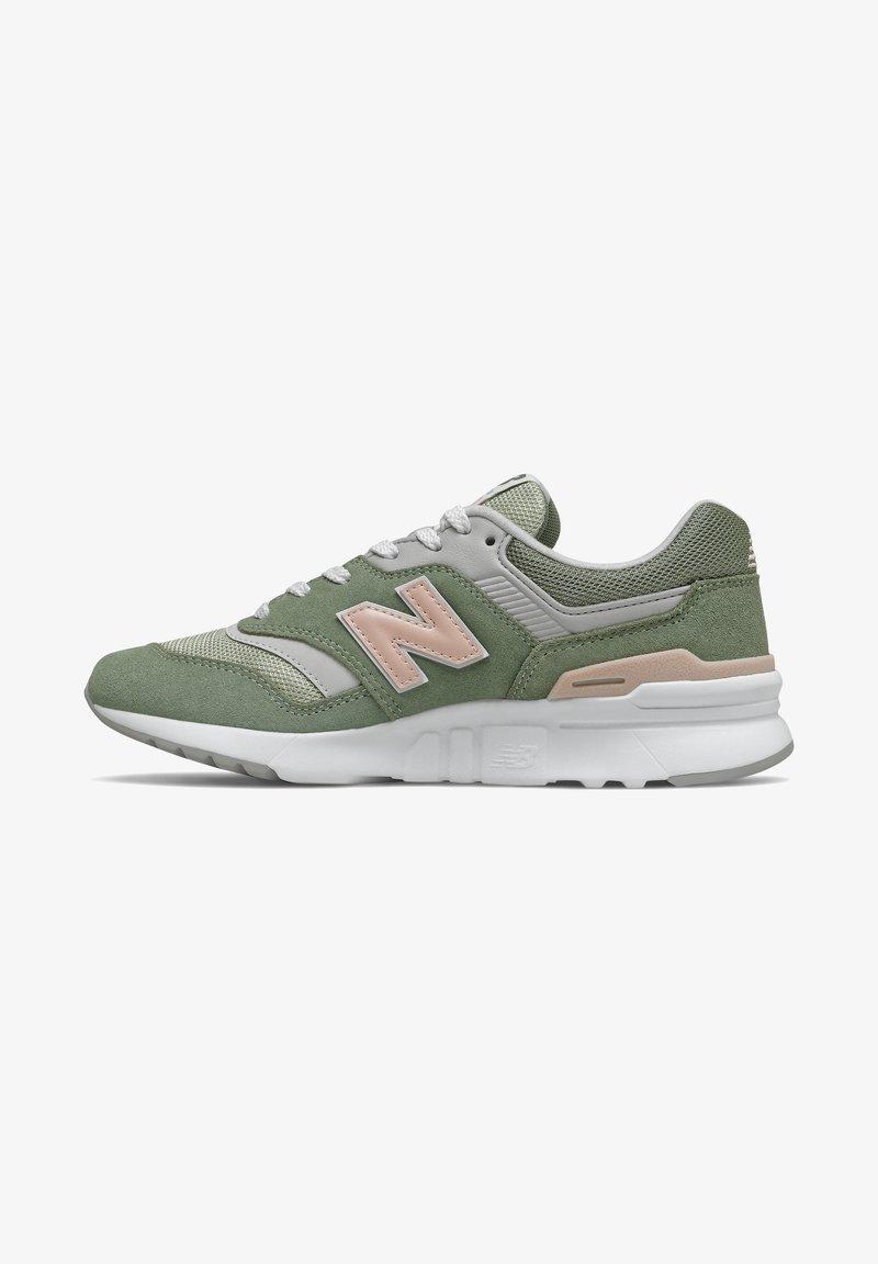 New Balance - Baskets basses - celadon