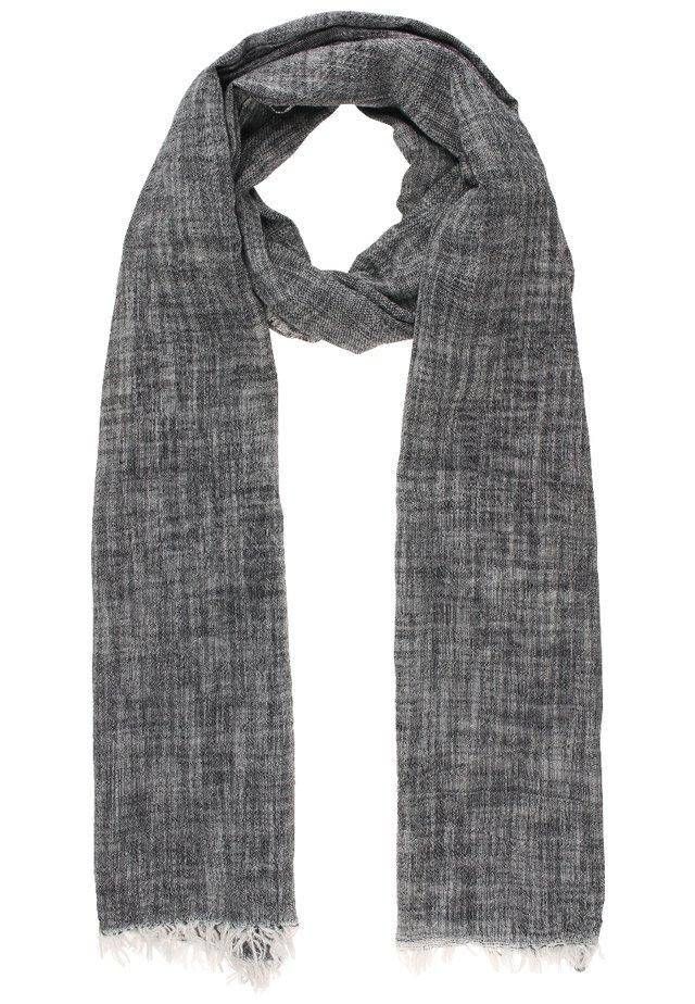 Sjaal - grau melange