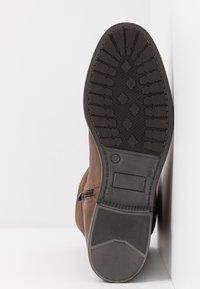 Anna Field - LEATHER CLASSIC ANKLE BOOTS - Kotníkové boty - brown - 6