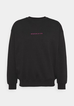 ESSENTIAL UNISEX - Sweatshirt - black