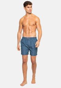 Threadbare - KILDARE - Swimming shorts - navy - 1