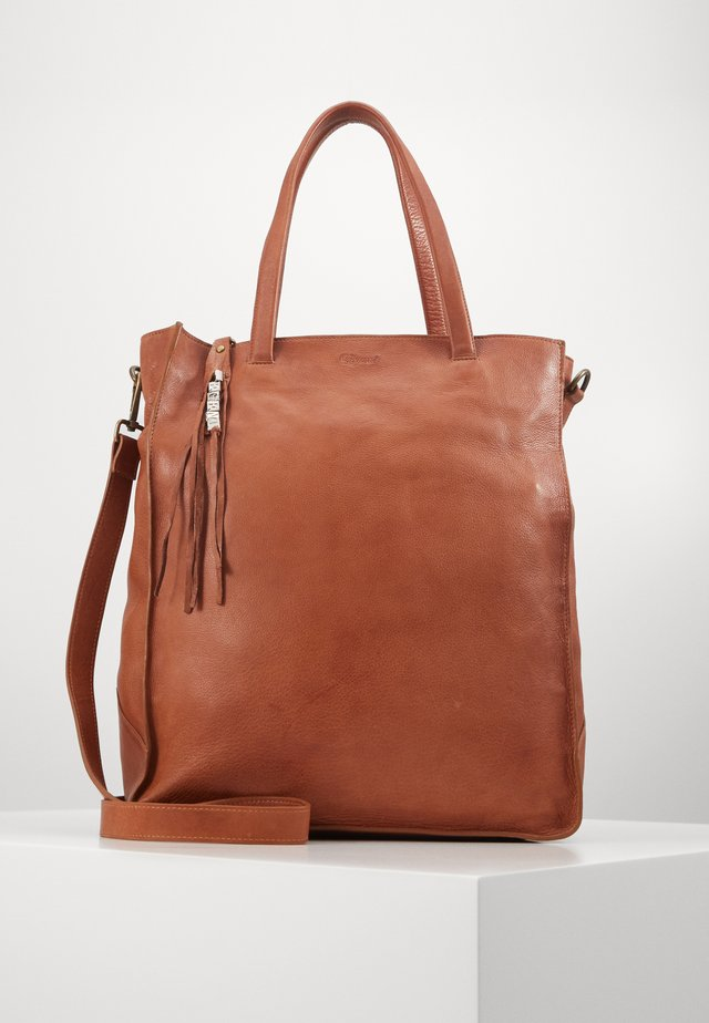 CARPI - Across body bag - cognac