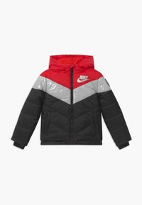 Nike Sportswear - COLOR BLOCK HEAVY PUFFER - Winter jacket - university red - 0