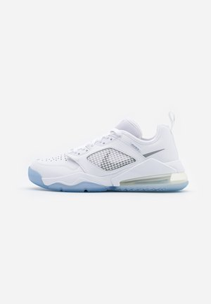 MARS 270  - Basketball shoes - white/metallic silver