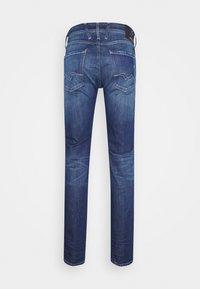 Replay - ANBASS ICE BLAST - Slim fit jeans - dark blue - 5