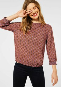 Street One - Blouse - lila - 0