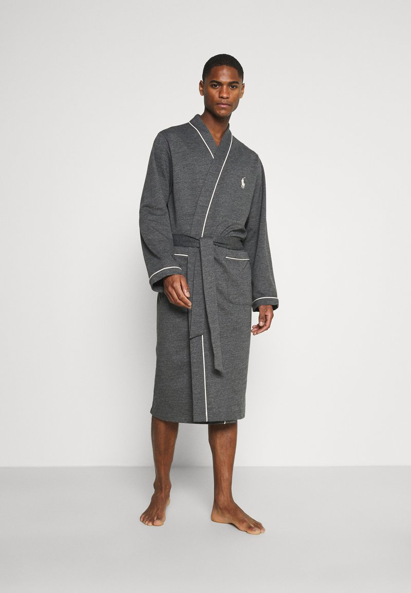 Polo Ralph Lauren - LOOP BACK - Dressing gown - charcoal heather