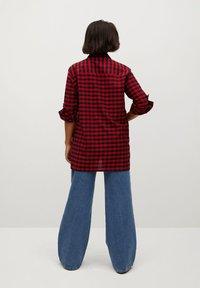 Violeta by Mango - MILI - Button-down blouse - rot - 2