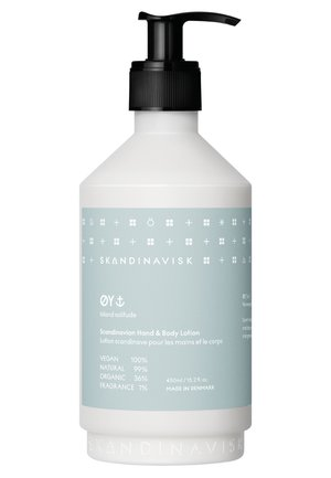 HAND & BODY LOTION - Moisturiser - øy