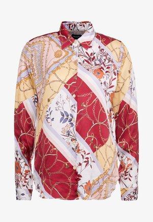 LATIA - Button-down blouse - pink