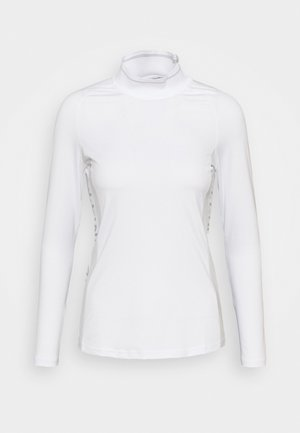 ZADIE SOFT COMPRESSION - Long sleeved top - white