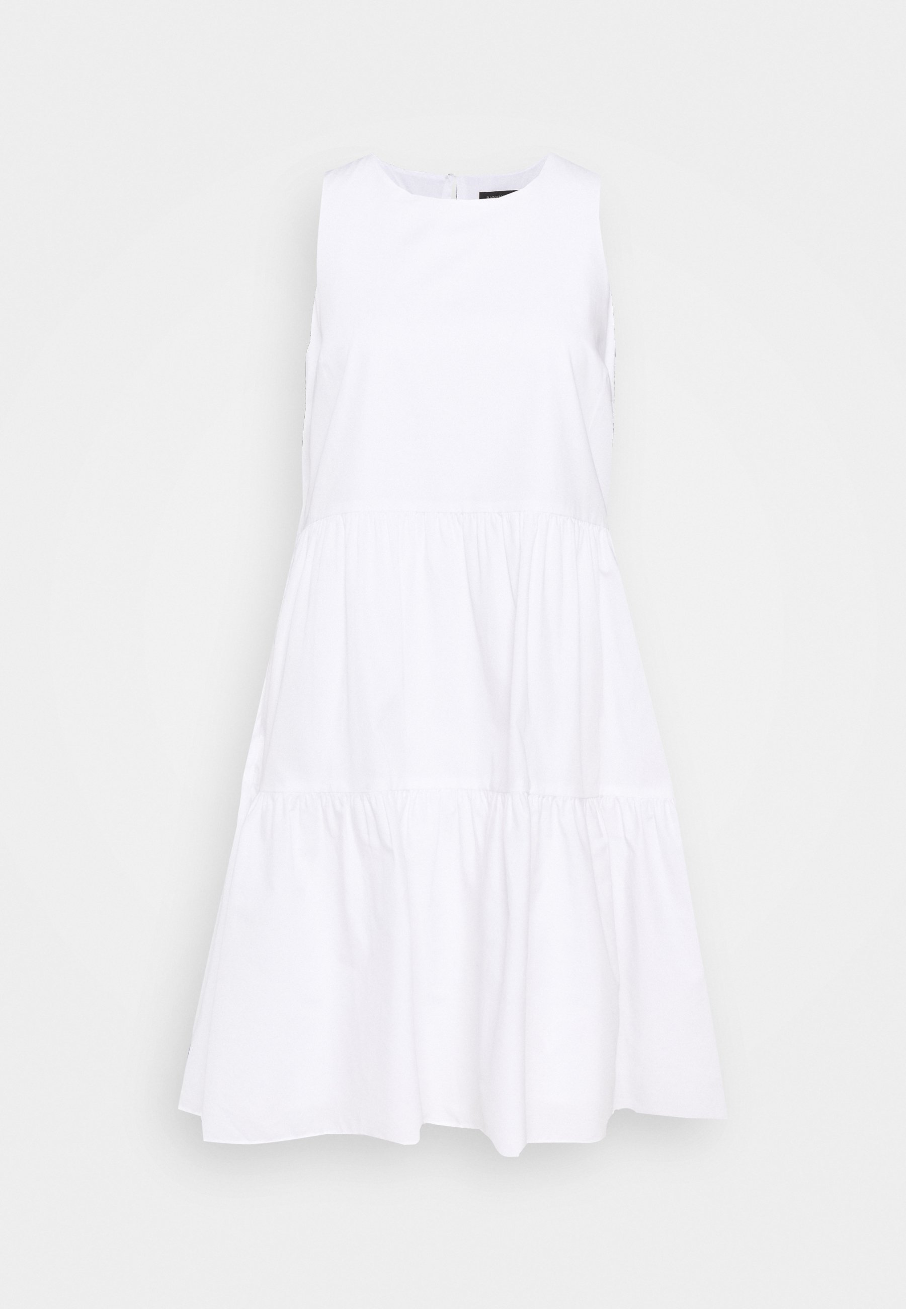 Women TIERED MINI - Day dress