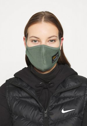 CREW FACE MASK UNISEX - Stoffen mondkapje - dark green