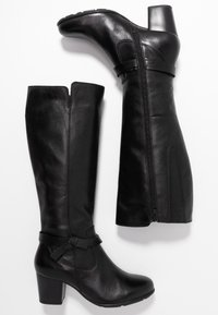 Pier One Wide Fit - Boots - black - 3