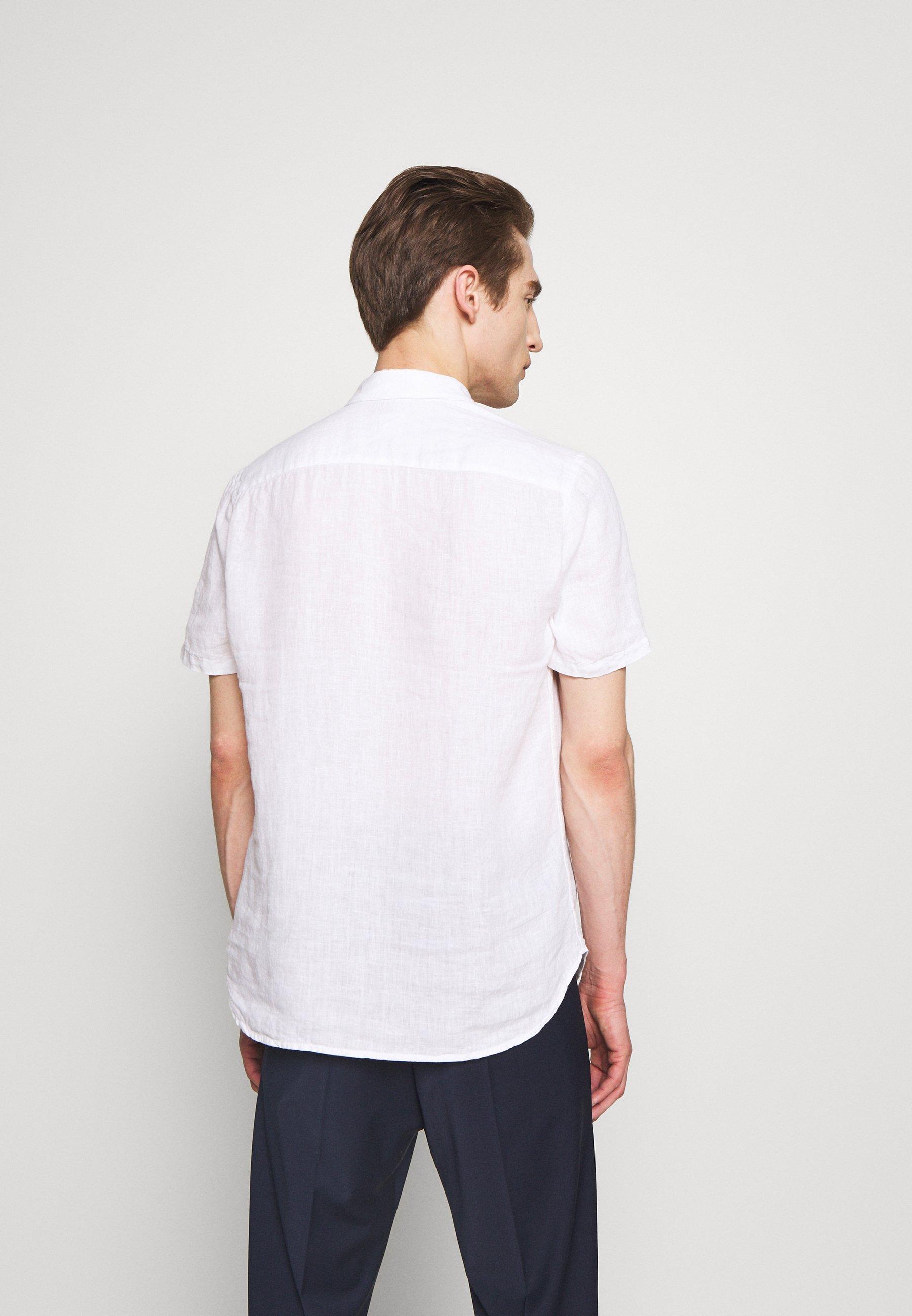 120% Lino Chemise - white