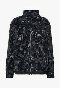 adidas Originals - POLAR  - Fleecejacke - black/silver - 4