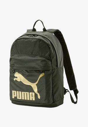 ORIGINALS - Rucksack - forest night-gold