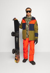 Quiksilver - SYCAMORE - Snowboard jacket - military olive - 1