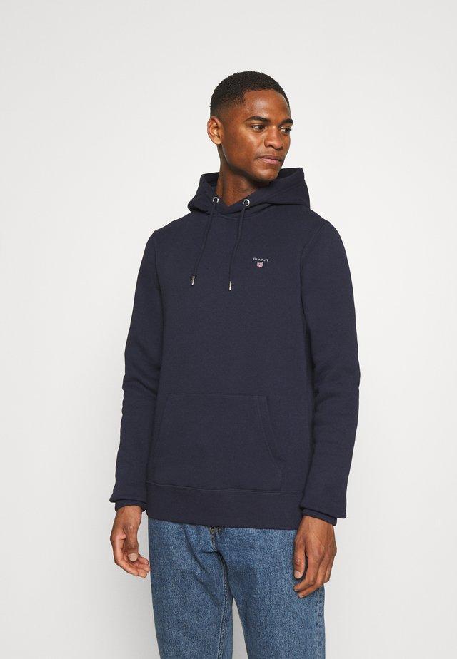 ORIGINAL HOODIE - Sweatshirt - evening blue