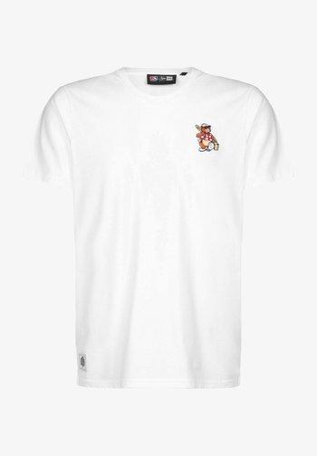 Print T-shirt - ashville tourists sfp