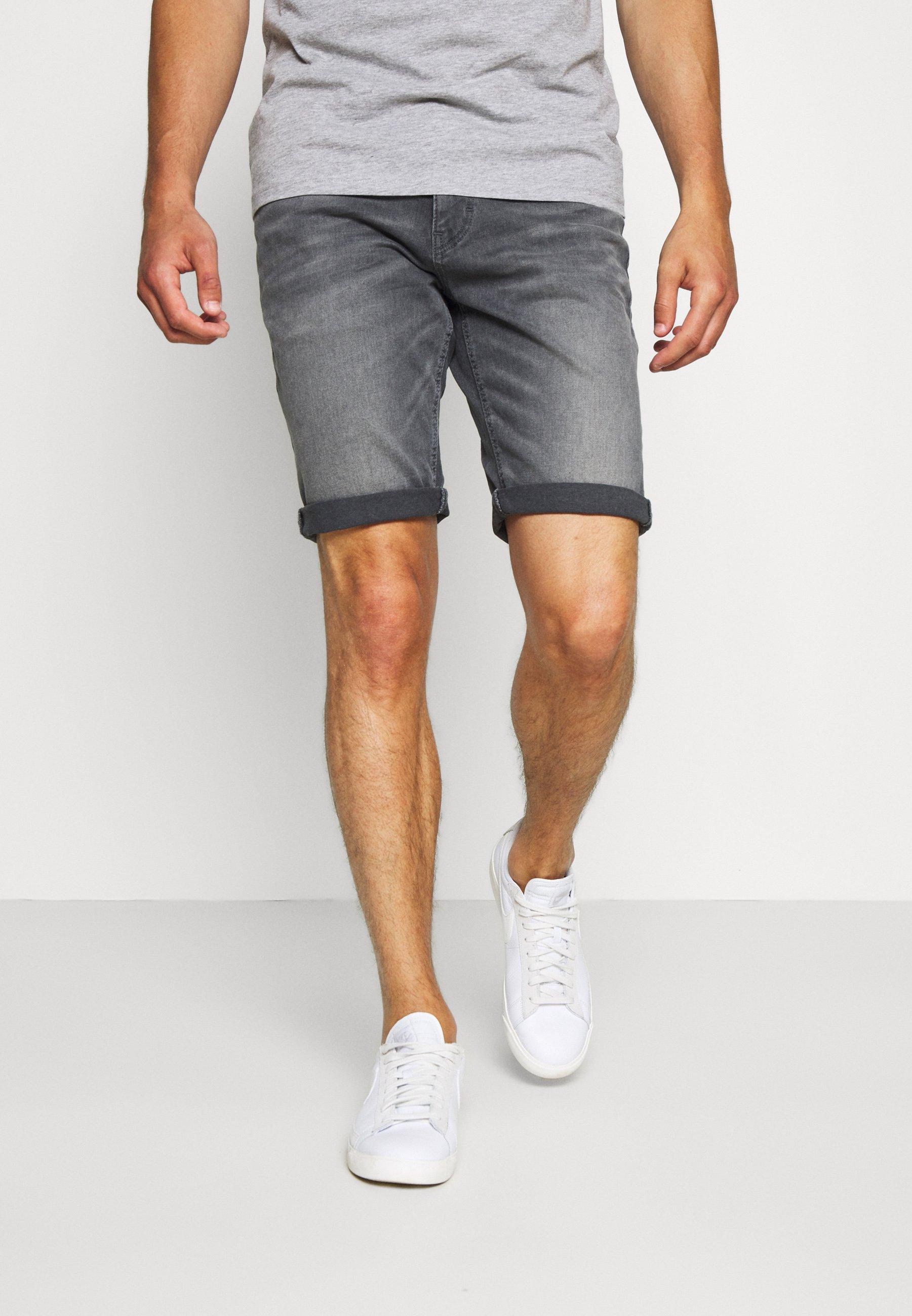 Homme JOSH SUPERSTRETCH - Short en jean