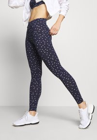 ONLY Play - FRANCESCA TRAINING - Tights - maritime blue/white - 0