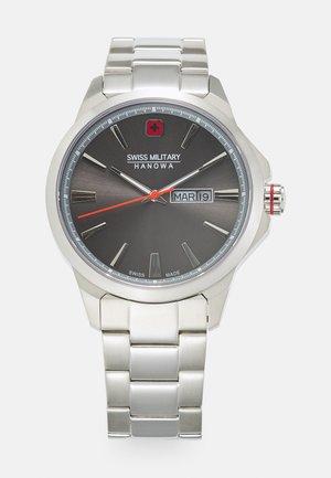 DAY DATE CLASSIC - Zegarek - silver-coloured/grey